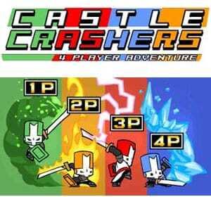 Review: Castle Crashers