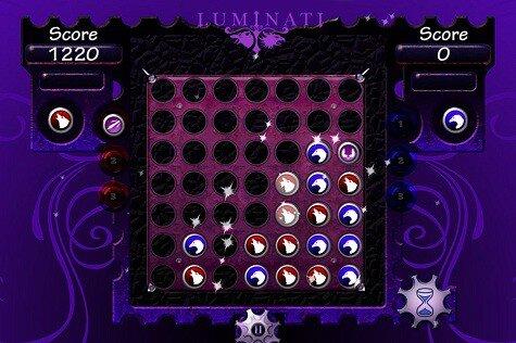 Luminati for iOS - screenshot Wolf win