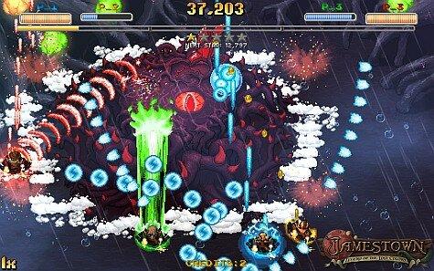 Jamestown indie game Screenshot 03