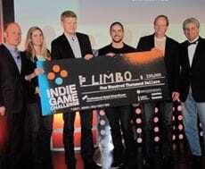 2011 IGC winners - Playdead for Limbo