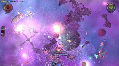 Spac Pirates and Zombies screenshot