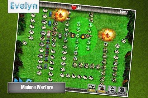 battle ground defense screenshot