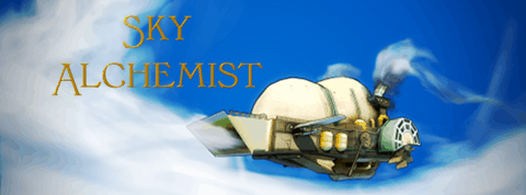 Review: Sky Alchemist – Steampunked Rube Goldberg Puzzles