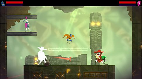 Guacamelee for PS3 Screenshot