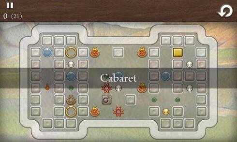 quell reflect - cabaret - screenshot