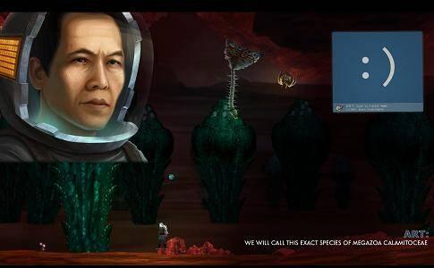 Waking Mars 3