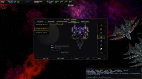 AI War Ancient Shadows screenshot