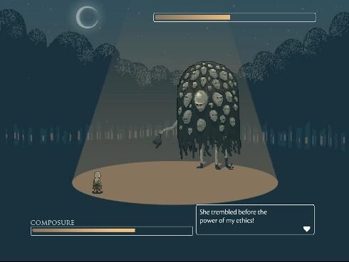 A Closed World game screenshot - 04