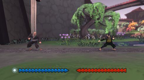 karateka HD - ready for combat - screenshot