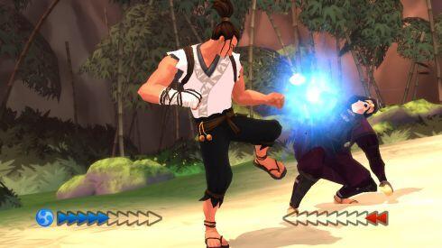 karateka HD - true love screenshot