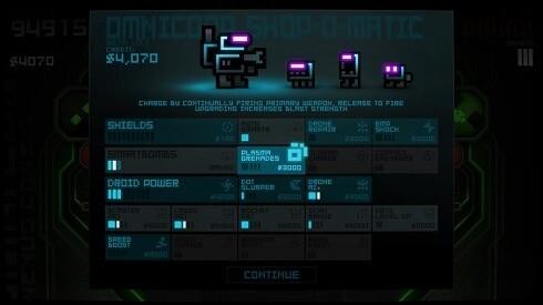 Ultratron screenshot E