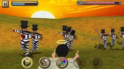 sacred guns screenshot  C