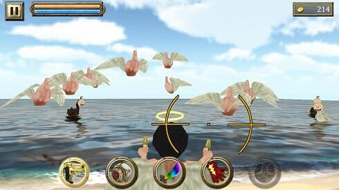 sacred guns screenshot b
