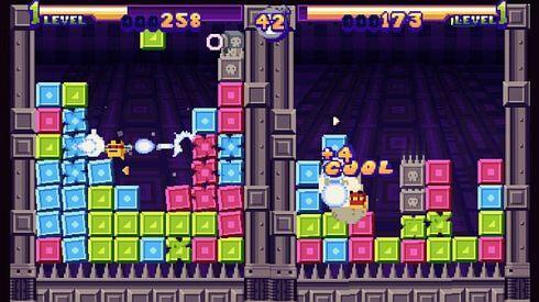Super Puzzle Platformer Deluxe multiplayer mode - screenshot