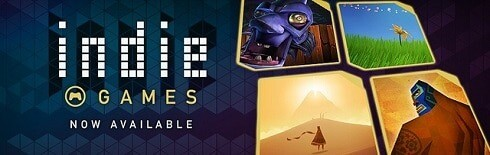 PSN Indie Games
