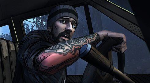 The Walking Dead 400 Days_road trip