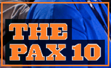 PAX Prime - PAX 10 Logo, modified
