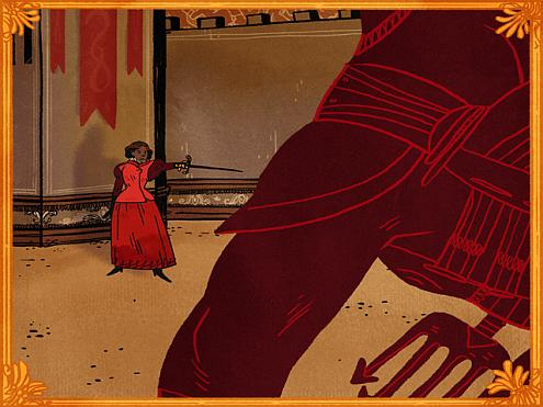 The Yawhg - Red battle Screenshot