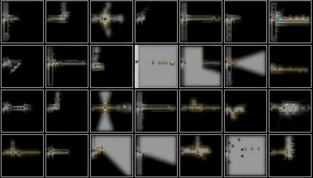 castle doctrine by Jason Rohrer screenshot 3 - security cams